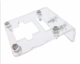 Transparent Acrylic Bracket for OV7670 VGA Camera Module- ROBU.IN