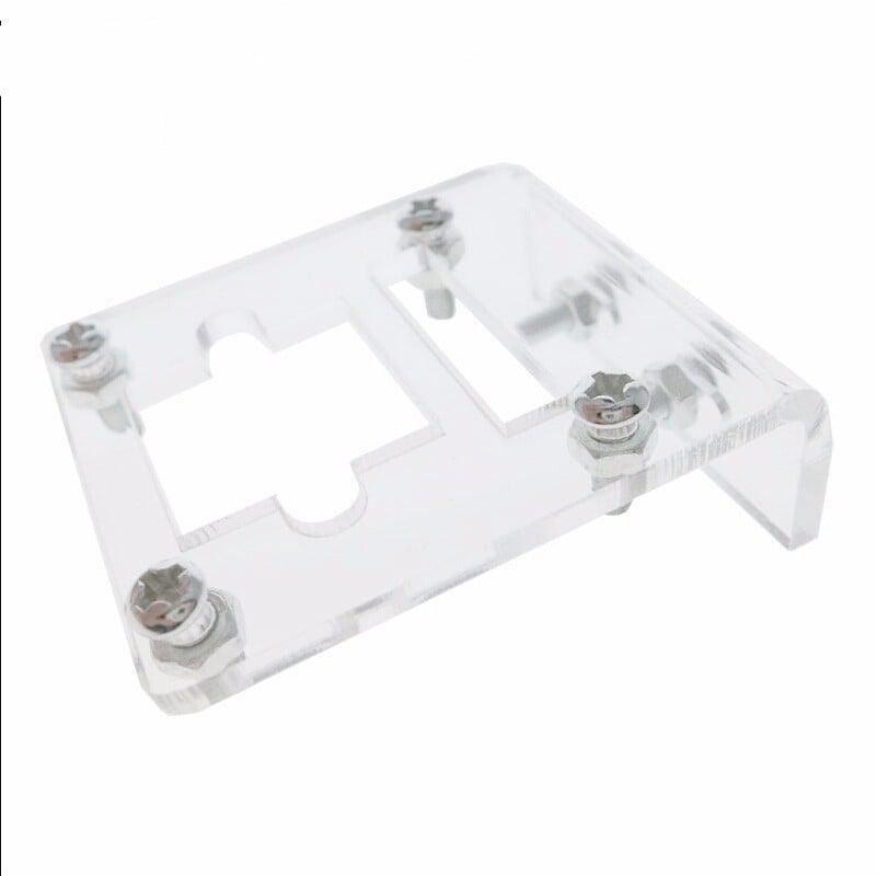 Transparent Acrylic Bracket for OV7670 VGA Camera Module- ROBU.IN