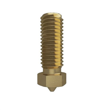 V6 Volcano Brass Lengthen Extruder Nozzle - 1.75mm x 0.80mm