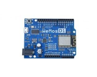 WeMos ESP8266 D1 R2 V2.1.0 WiFi Development Board -ROBU.IN