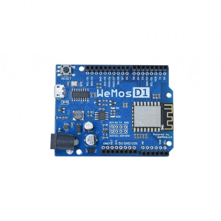 WeMos ESP8266 D1 R2 V2.1.0 WiFi Development Board -ROBU.IN