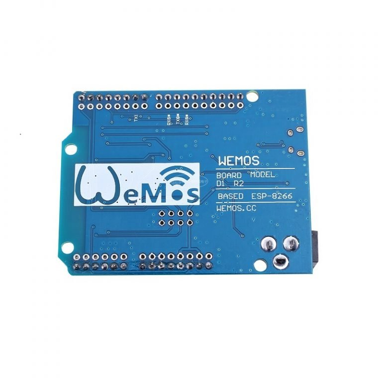 WeMos ESP8266 D1 R2 V2.1.0 WiFi Development Board- ROBU.IN
