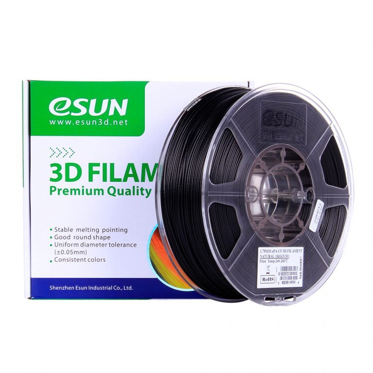 eSUN ePA-CF 3D Printer filament 1.75mm 1Kg-Natural