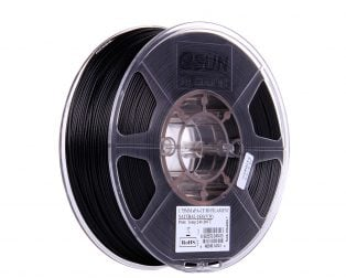 eSUN ePA-Carbon Fibre 3D Printer filament 1.75mm 1Kg-Natural