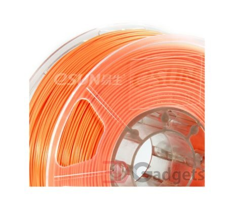 eSun ABS+ 1.75mm 3D Printing Filament 1kg-Orange