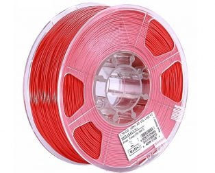 eSun ABS+ 1.75mm 3D Printing Filament 1kg-Red