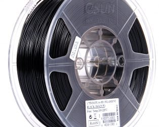 eSun PLA+ 1.75mm 3D Printing Filament 1kg-Black