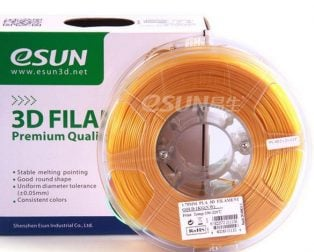 eSun PLA+ 1.75mm 3D Printing Filament 1kg-Gold
