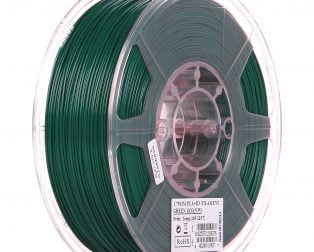 eSun PLA+ 1.75mm 3D Printing Filament 1kg-Green