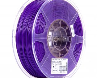 eSun PLA+ 1.75mm 3D Printing Filament 1kg-Purple