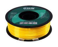 eSun eSilk PLA Filament 1.75mm 1Kg-Yellow