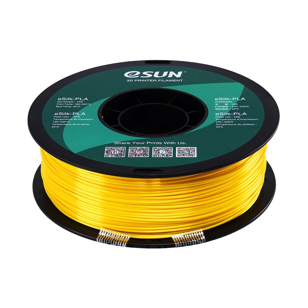 1 kg Spool 1.75mm Basics PLA 3D Printer Filament White