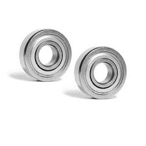 694ZZ Bearing 4x11x4 Stainless Steel Shielded Miniature Bearings - 2 Pcs