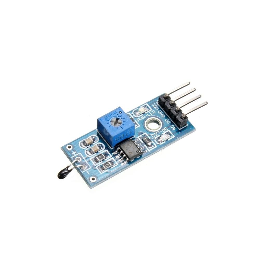 4PIN NTC Thermistor Temperature Sensor Module