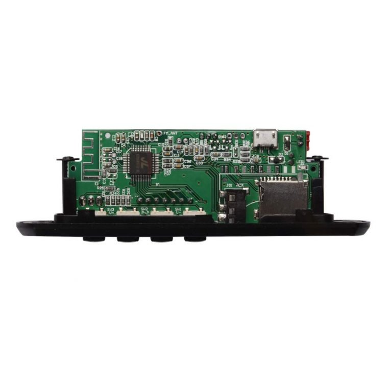 Bluetooth MP3 Decoding Board Module with inbuilt SD Card Slot USB FM and Remote Control