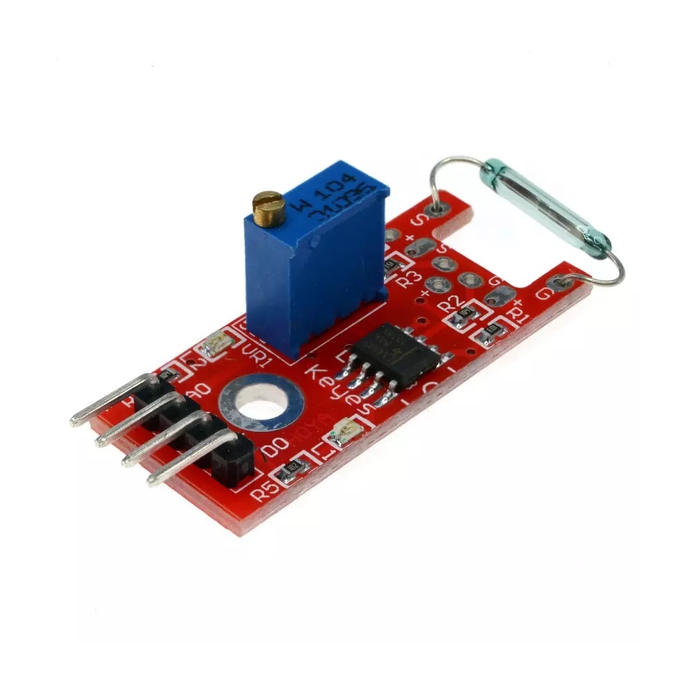 Dry Reed Pipe Magnetron Magnetic switch Module