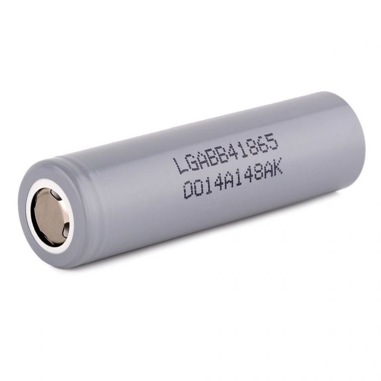 LG ICR 18650 22F Lithium-Ion Battery -ROBU.IN