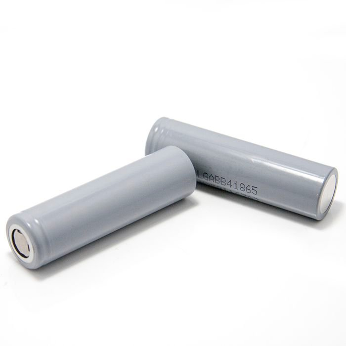 LG ICR 18650 22F Lithium-Ion Battery- ROBU.IN