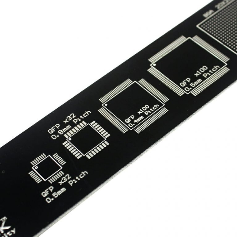 Multipurpose PCB Ruler Engineering measuring Tool-1Pcs.