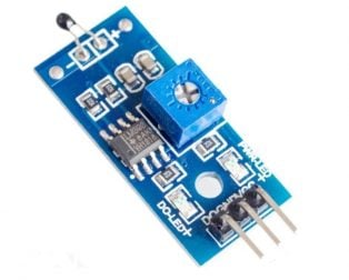 NTC Thermistor Temperature Sensor ModuleNTC Thermistor Temperature Sensor Module