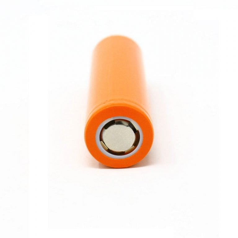 Orange ICR 18650 2000mAh Lithium-Ion Battery