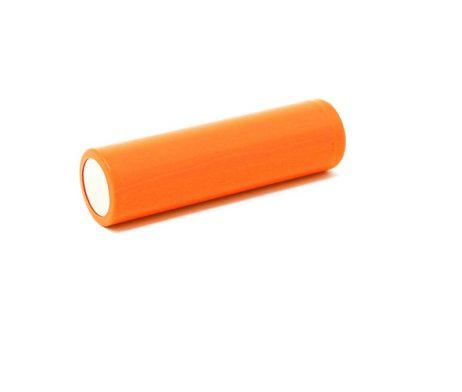 Orange ICR 18650 20C Lithium-Ion Battery- ROBU.IN