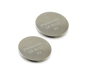 Panasonic CR2032 3V Lithium Coin Battery