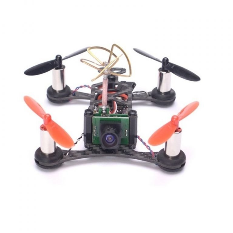 QX95 Brushed Racing Quadcopter Frame