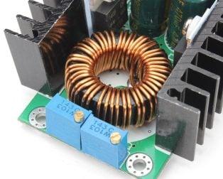 10A DC-DC Step-down Adjustable Constant Voltage Module