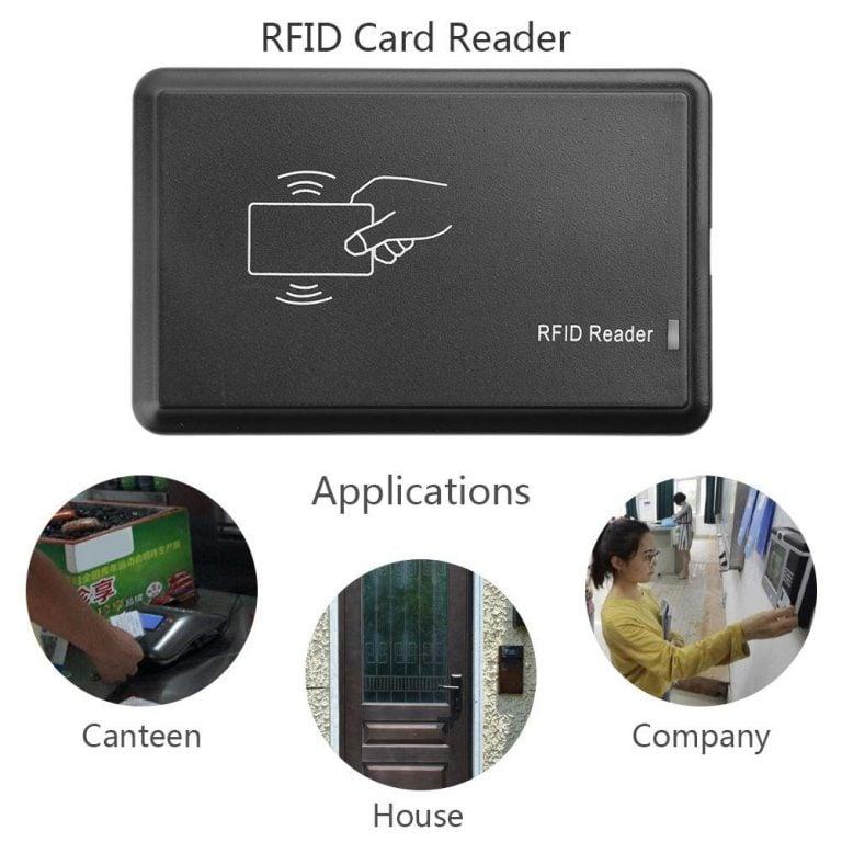 13.56MHz USB Proximity Sensor Smart RFID IC Card Reader