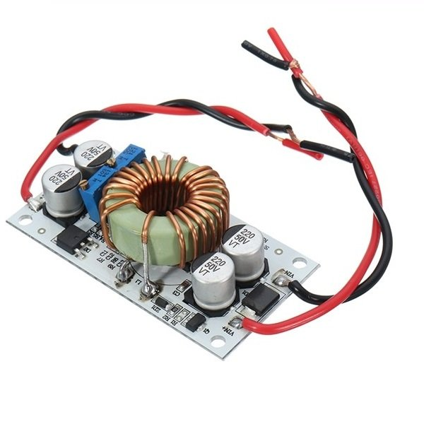 250W High Power Constant voltage Current Adjustable Aluminum Substrate LED Driver Module -ROBU