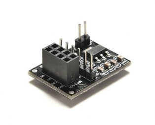 3.3V Adapter Board for 24L01 Wireless Module