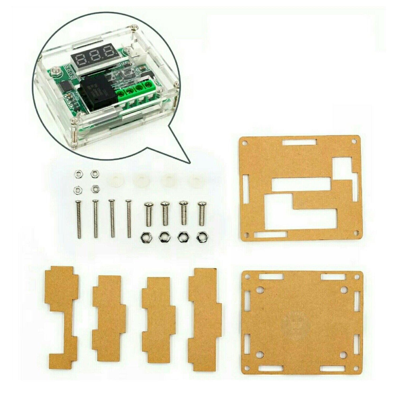 Acrylic Case For XH-W1209 Temperature Control Module