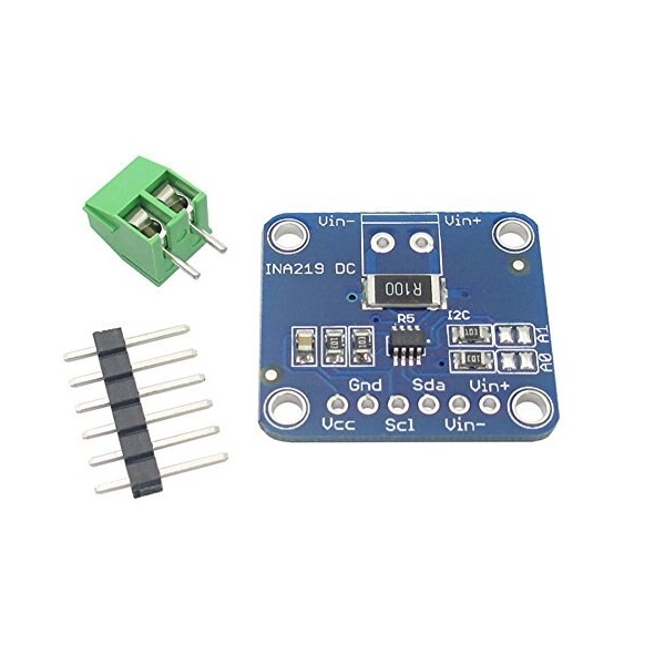 CJMCU-219 INA219 I2C Power Supply Monitoring Module