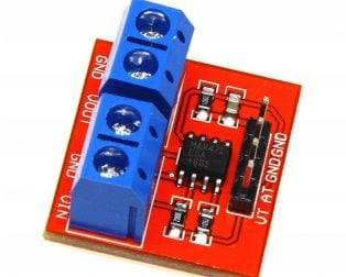 Current and Voltage Detection Module