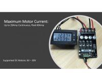 Cytron 20Amp 6V-30V DC Motor Driver MD20A
