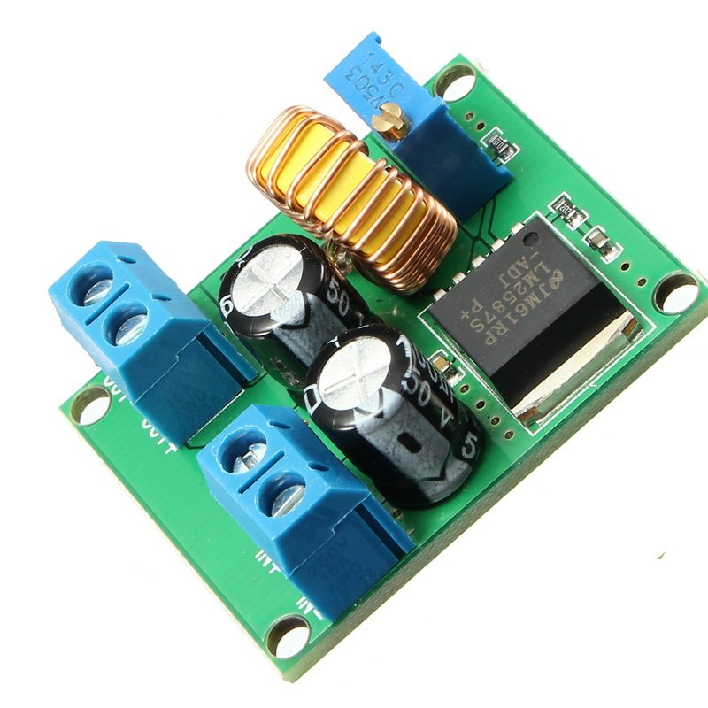 DC-DC 3V-35V To 4V-40V Adjustable Step Up Power Module High Power Boost Converter