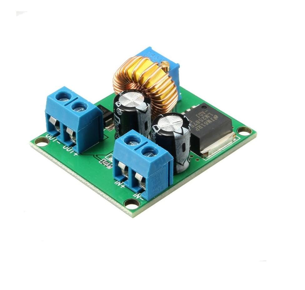 Dc Dc 3v 35v To 4v 40v Adjustable Step Up Power Module