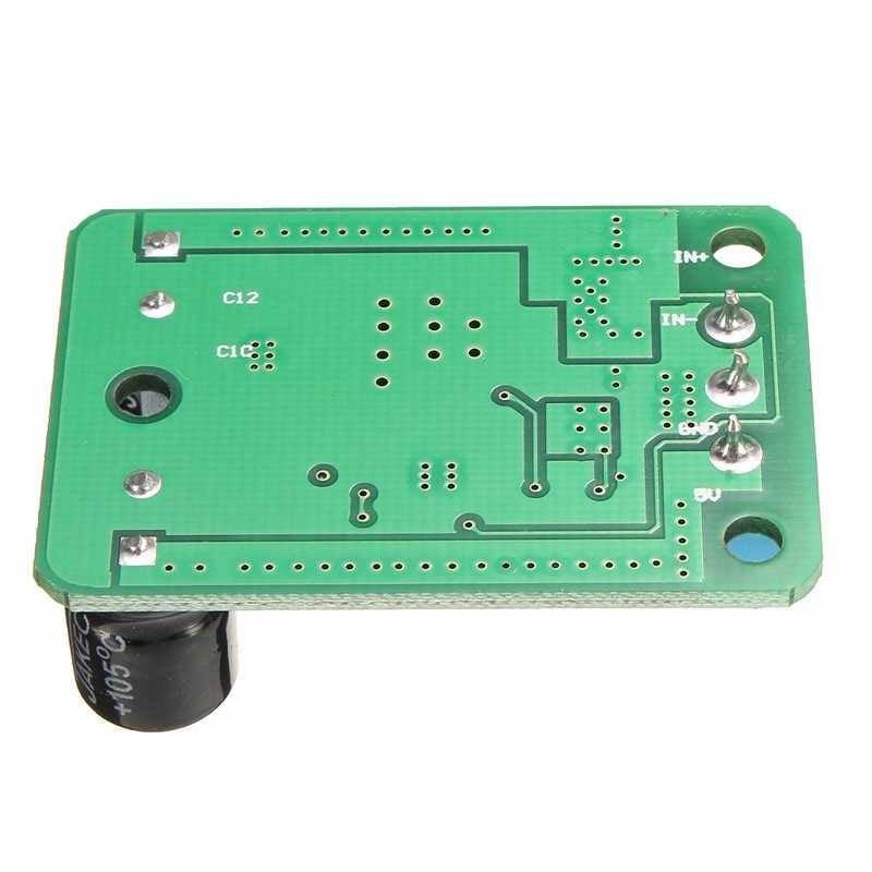 DC-DC Step-Down Buck Converter Power Supply Module 24V 12V 9V to 5V 5A 25W  Replace LM2596S - Robu in | Indian Online Store | RC Hobby | Robotics