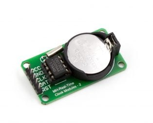DS1302 RTC Real Time Clock Module with Battery