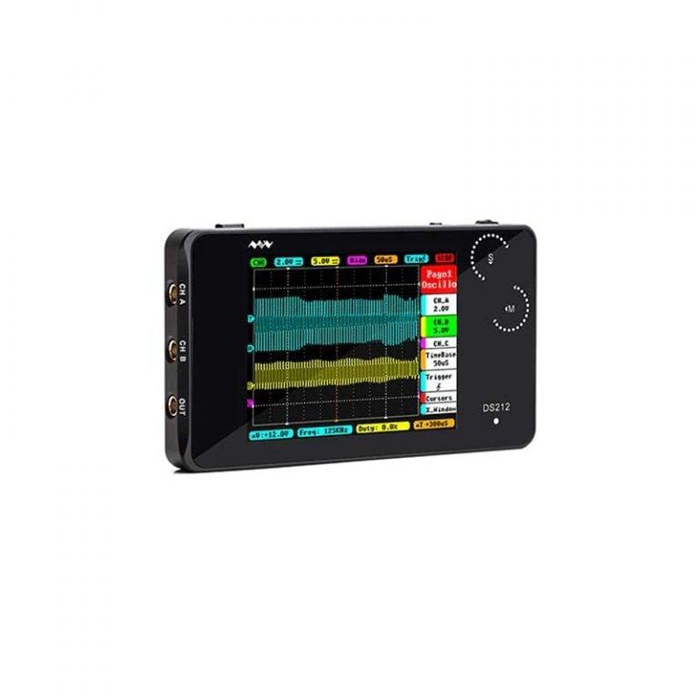 DS212 Mini Pocket Portable Oscilloscope (8)
