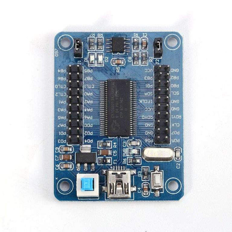 EZ-USB FX2LP CY7C68013A USB Development Board Logic Analyzer