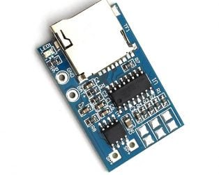 GPD2846A TF Card MP3 Decoder Board 2W Amplifier Module