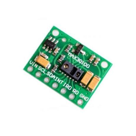 Buy MAX30100 Pulse Oximeter Heart Rate Sensor Module
