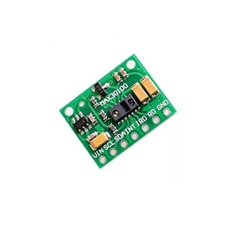 Buy MAX30100 Pulse Oximeter Heart Rate Sensor Module