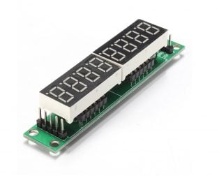 MAX7219 Digital Tube Display Module Control Module