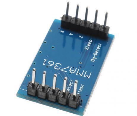 MMA7361 Angle Acceleration Sensor Module