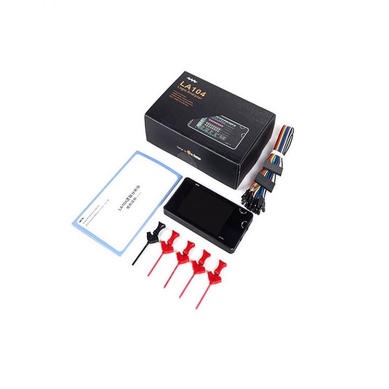 Mini DSO LA104 Digital Logic Analyzer