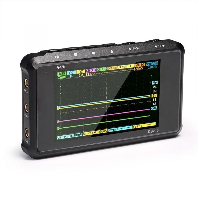 Mini Oscilloscope DS213
