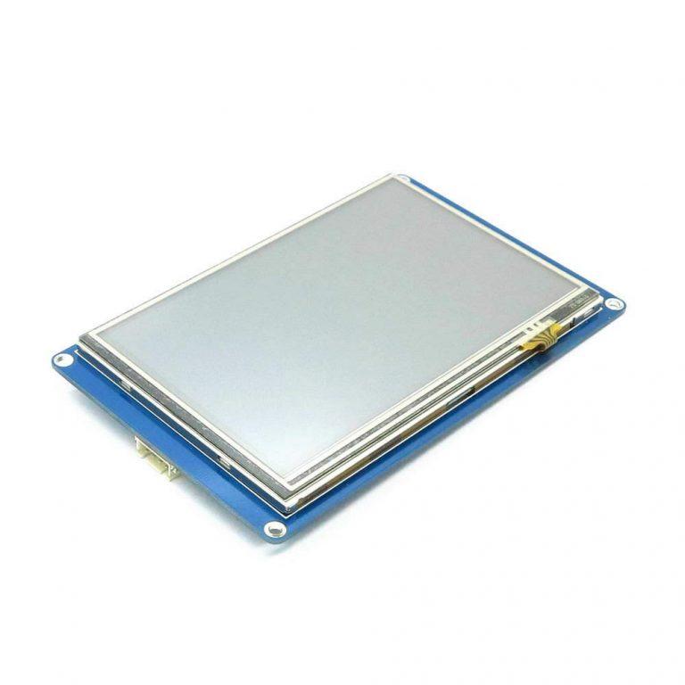 Nextion Enhanced NX8048K050 - Generic 5.0'' HMI Touch Display